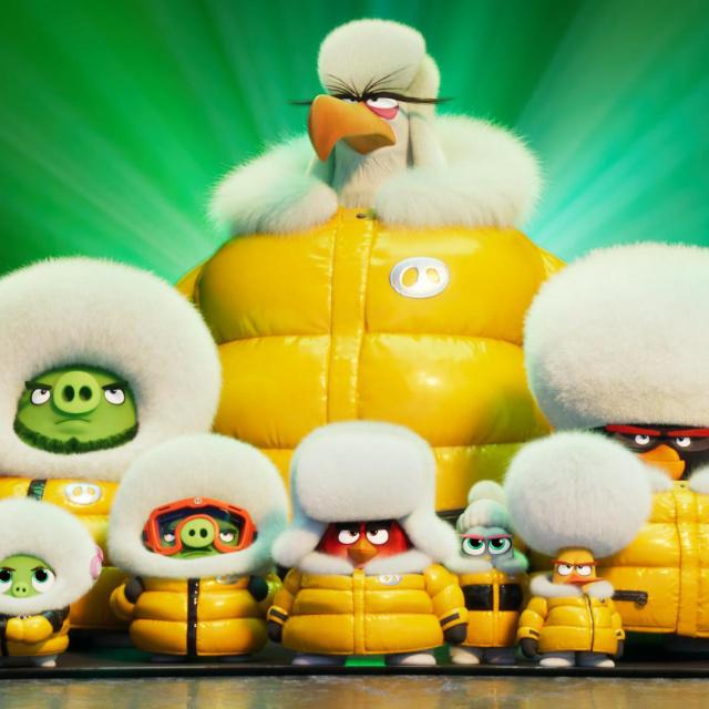 Angry Birds 2 в кино: Против кого дружим?